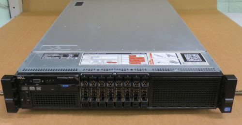 Dell PowerEdge R820 4x8-CORE XEON E5-4620 768GB RAM 2u Rack Mount Server 32 Core